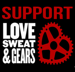 Support Love Sweat and Gears